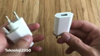 Iphone Ların Orjinal şarj Aleti Ve şarj Kablosunu Nasıl Anlaşılır
