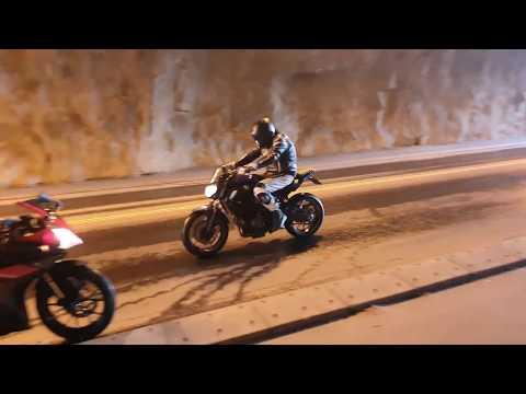 Download Yamaha Mt 07 Akrapovic Exhaust No Db Killer Video