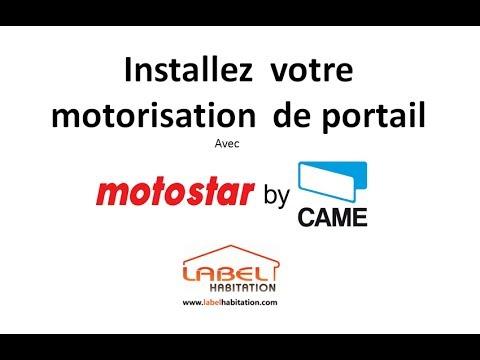 Motorisation portail battant - Motostar