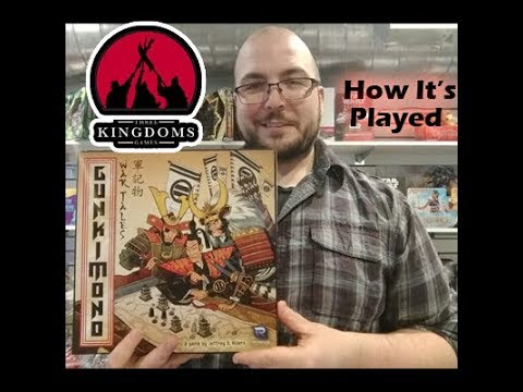 Gunkimono - How It's Played