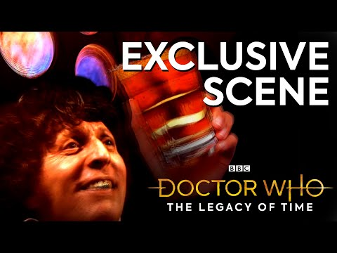 EXCLUSIVE PREQUEL SCENE to Doctor Who: The Legacy of Time