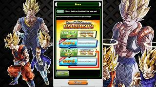 FIRST LOOK AT THE DISCOUNTED LR SUMMONS | DOKKAN BATTLE Global