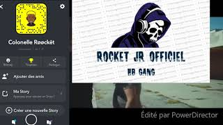 Alonzo   Santana[Remix] |ROCKET JR.(FT PEPEKALE)   MA JOLIE