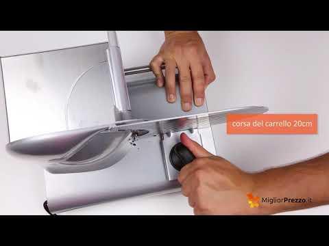 Affettatrice RGV Ausonia 190 Video Recensione