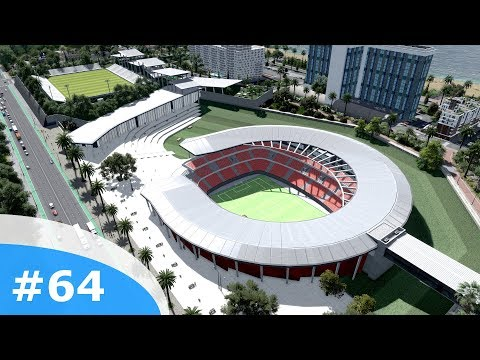 Cities Skylines - Littletown: 64 - They getting a stadium