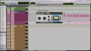 Into The Lair #32 – Vocal Mixing with EQ, Compression, and Effects Part 1