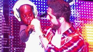 Thomas Rhett's Daughter Steals The Stage In Mississippi   Taste Of Country News 360