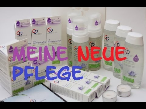 Neue Pflege im Test - CD - Wasserlilie - Haul | LaBelleLouve