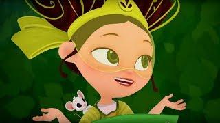 Сказочный патруль - Волшебный лес - 18-я серия - мультфильм о девочках-волшебницах