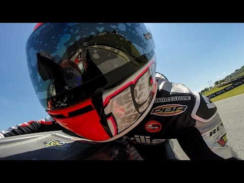 GoPro: Moto GP – Behind the Helmet