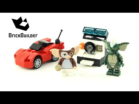 Vidéo LEGO Dimensions 71256 : Gremlins: Gizmo and Stripe