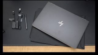 HP Spectre X360 Unboxing and First Impressions!