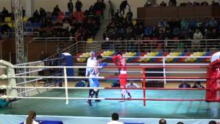 Чемпионат РК по боксу в Таразе 2014 г. (Кызылорда)-(ЮКО)