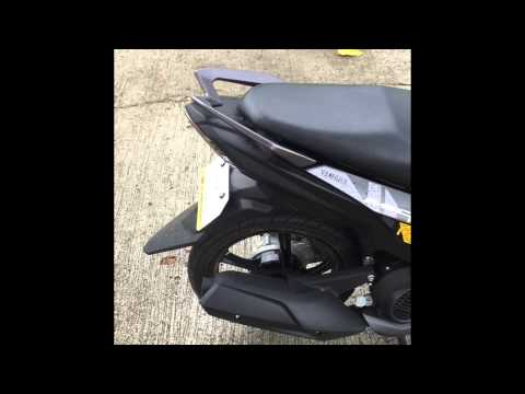 Yamaha Mio i 125 Philippines 2015 Start Up Test