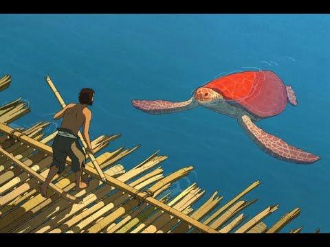 Trailer La tortuga roja