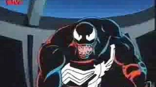 Spiderman Cartoon- Venom Returns Part 2