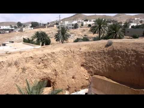مدينة تحت الأرض(مطماطة)تونس -رحال الخبر
