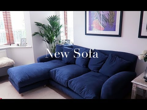 NEW SOFA & BABY HAUL! | VLOGTEMBER