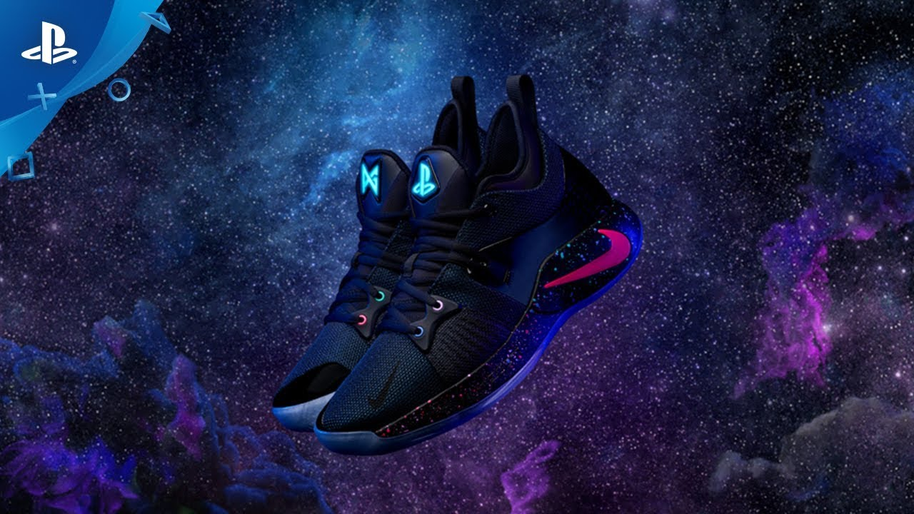 2c75ab75501 Paul George + PlayStation  Introducing the PG-2 PlayStation Colorway ...