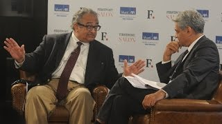Firstpost Salon w/ Tarek Fatah || An Indian Born In Pakistan