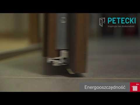 ROTO EIFEL-TEXEL - Automatyczne uszczelnienie progowe do drzwi wejściowych - zdjęcie