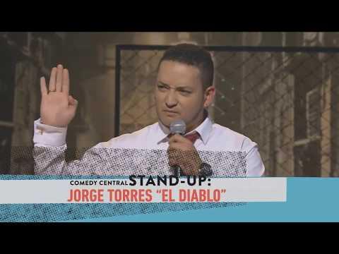 Jorge Torres El Diablo Comedy Central Latinoamerica