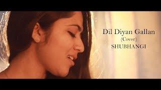 Dil Diyan Gallan Song | Female Version Cover | Tiger Zinda Hai | Salman Khan | Atif Aslam | Rockfarm