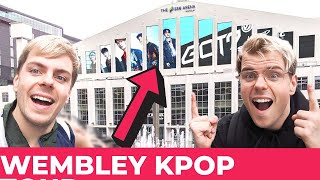 Guide to The SSE Arena, Wembley for Kpop fans