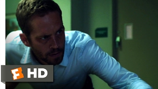 Hours (2013) - Floods and a Dying Battery Scene (5/10) | Movieclips