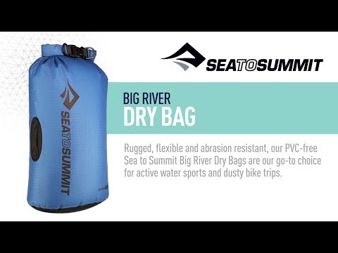 SEA TO SUMMIT vak lodní Big River Dry Bag 65L