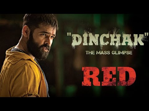 Hero Ram Pothineni Red Movie Dinchak Song Teaser