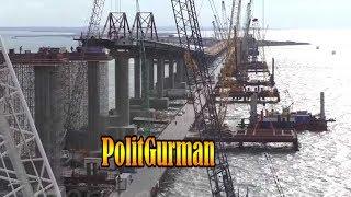 Крымский мост оставит Украину без заводов и портов
