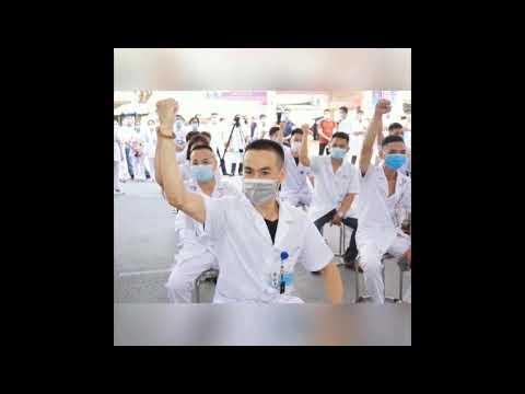 Việt Nam chung sức, đồng lòng chiến thắng Covid-19