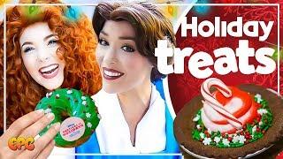 Disneyland Holiday Food & Treats 2018 Compilation!
