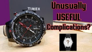 Timex Allied Tide-Temp-Compass - Unusually USEFUL Complications? [ Should I Time This ]