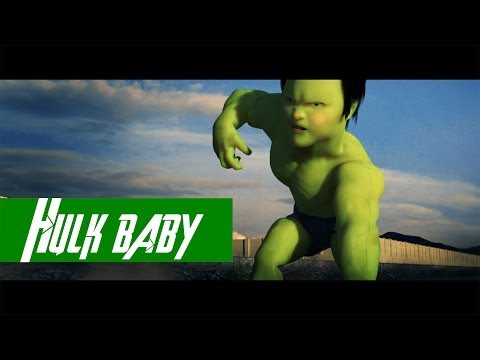 Phim ngắn - Phiên bản Hulk baby Việt Nam