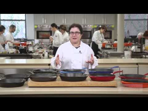 Equipment Review: The Best Traditional & Enameled Cast-Iron Skillets / Pans & Our Testing Winners