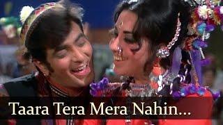 Taara Tera Mera Nahin Guzara - Jeetendra - Babita