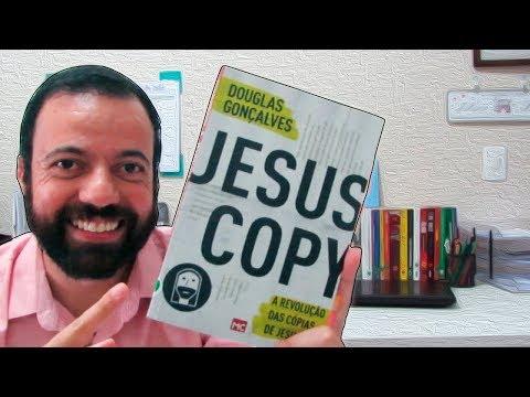 JESUS COPY ( Douglas Gonçalves) #31- Livro {leia Mais leia Muito}