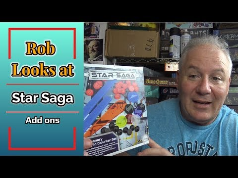 Rob Looks at Star Saga Add Ons