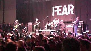musink 2018,  Fear (band) New Yorks Alright