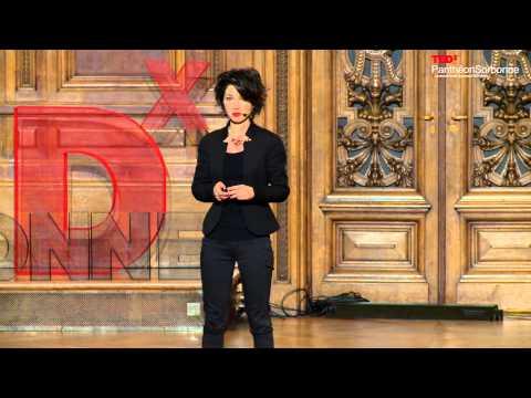 TEDxPanthéonSorbonne Interfaces de visualisation et paysage de données Caroline Goulard