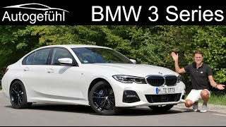 BMW 3 Series FULL REVIEW M Sport 320d G20 - Petrol, PHEV or Diesel - which engine to pick?