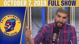 Israel Adesanya, Mike Tyson, Max Holloway   Ariel Helwani's MMA Show (October 7, 2019)   ESPN MMA