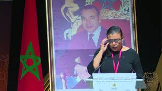 Janine Tatiana Santos Lélis – Ministre de la Justice – Cap-vert