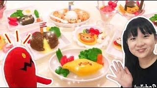 【DIY】辣椒先生也來吃了!超豐DIY魔法廚房家庭餐廳製作組[NyoNyoTV妞妞TV玩具]