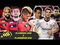 FLAMENGO 2019 X FLUMINENSE 2012: QUAL O MELHOR TIME? - MANO A MANO