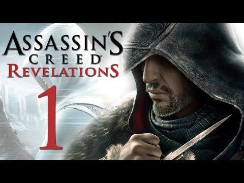 Assassin's Creed: Revelations - Прохождение игры на русском [#1]