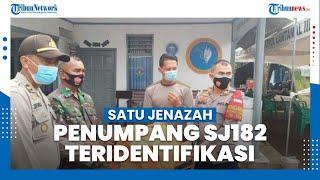 Jenazah Penumpang Sriwijaya Air SJ-182 Bernama Razana Berhasil Teridentifikasi oleh Tim DVI Polri