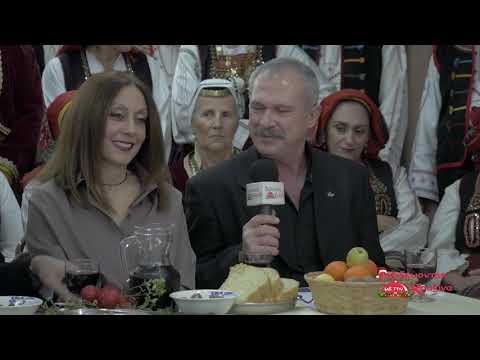 Η Ένωση Ποντίων Γλυφάδας «Η Ρωμανία» στην τηλεοπτική εκπομπή «Ταξιδεύοντας με την κουζίνα»